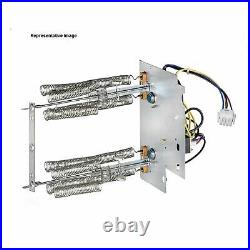 5 Ton 14 SEER AirQuest-Heil by Carrier Package AC Heat Pump Unit Install Kit