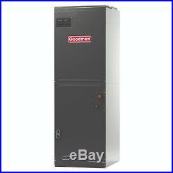 5 Ton 14 SEER Goodman A/C Straight Cool System GSX140601 & ASPT61D14 Install Kit