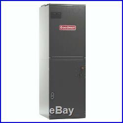 5 Ton 16 SEER Goodman A/C Straight Cool System GSX160601 & ASPT61D14 R410a