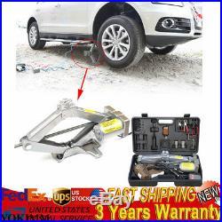 5 Ton Auto Electric Car Jack SUV Hydraulic Floor Lift Wireless Remote Control