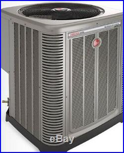 5 Ton R-410A 16 SEER Complete Electric System Condenser/Air Handler with Coil