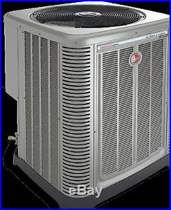 5 Ton R410A 16SEER Complete A/C & Heat System Condenser & Evap Coil & Furnace