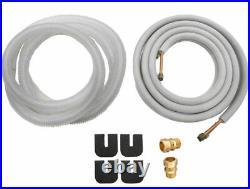 5 ton 60000 BTU 5 Zone Ductless Mini Split AC/Heat Pump 9000 x 4 + 24000