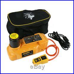 6 Ton Jack Stand Car Electric Hydraulic Floor Jack Repair Kit SUV Truck Portable