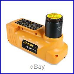 AUTOOL 5Ton 12V Car Hydraulic Electric Jacks Tool For Automotive floor Lifting
