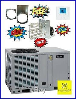 Ameristar By Trane M4PH4060A1000A 5 Ton, 14 SEER, Heat Pump Package Unit, 208-230