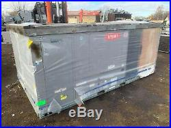 Bryant 25 Ton Rooftop 208 V 3 PH Gas/Electric 580JP28D 40000p BTUH no warranty