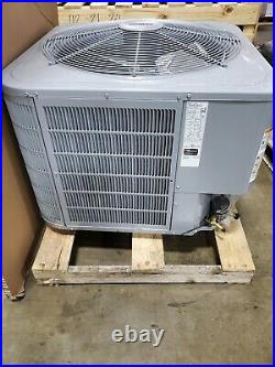 Carrier 3 Ton 16 SEER Air Conditioning Condenser 24APB636A003 / Scratch & Dent