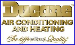 Ducane by Lennox Central A/C Air Conditioner ENERGY STAR R410 16 SEER 4.0 Ton 48