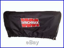 ELECTRIC WINCH 12V RECOVERY 4x4 3.5 Ton EN14492 WINCHMAX ORIGINAL ORANGE WINCH
