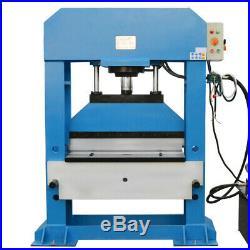Electric Hydraulic Press Brake 100 ton Metal Steel Bending Machine
