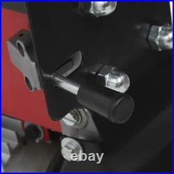 Electric Hydraulic Wood Cutter Log Splitter 7 Tons Splitting Force 2200W 15A