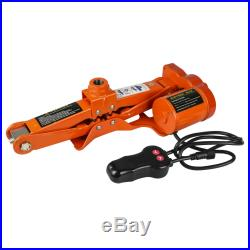 Electric Jack 3 Ton DC 12v All-in-one Lift Scissor Jack Car Repair Tool for Car