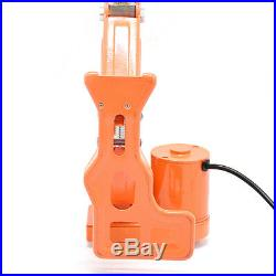 Electric mini Jack 3 Ton 6600lb DC 12v All-in-one Lift Scissor Car Repair Tool