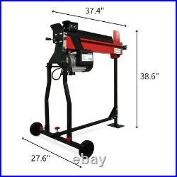 Eu 7 Ton Electric 2.2kw Heavy Duty Hydraulic Log Splitter Wood Timber Cutter