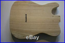 Göldo Tele Body Korpus Swampp Ash Sumpfesche B Ware Gitarrenbau Tonholz