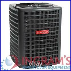 Goodman 14 SEER 2 Ton Heat Pump Condenser GSZ140241