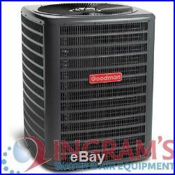 Goodman 14 SEER 3 Ton Heat Pump Condenser GSZ140361
