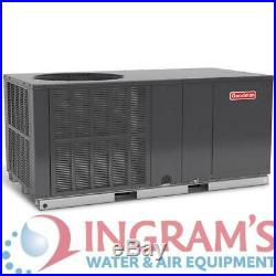 Goodman 14 SEER 5 Ton Heat Pump Package Unit GPH1460H41