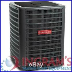 Goodman 16 SEER 5 Ton Heat Pump Condenser GSZ160601