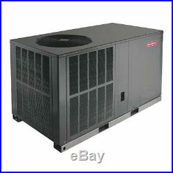 Goodman 3 Ton 14 SEER Dedicated Horizontal Packaged Air Conditioner GPC1436H41