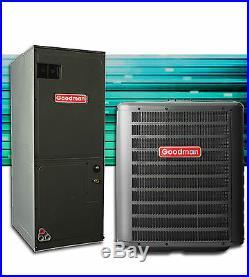 Goodman 4 Ton 14 SEER Central System GSX140481, ARUF61D14