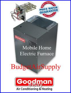 Goodman 4 ton Mobile Home 1600CFM Electric Furnace MBR1600AA-1 w 15KW Heat Strip