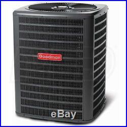 Goodman GSZ160601 16 SEER 5 Ton Heat Pump Split System Air Conditioner R-410A