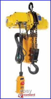 Gs 2 Ton Electric Chain Hoist- 230v