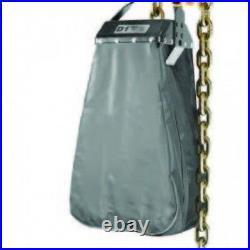 Harrington Ner Electric Chain Hoist, 5 Ton Capacity