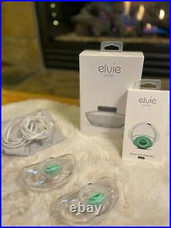 Hurry 3 day Black Friday Sale! Elvie Double Electric Breast Pump-Tons of Extras