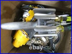 Ingersoll Rand 1.1 Ton MKL Series Air And Electric Hoist ML1000K2C40VRH1546