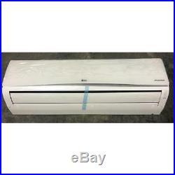 Lg Lmn187hvt/amnw18gdcl1 1-1/2ton Multi-zone Indoor Heat Pump Mini-split R-410a