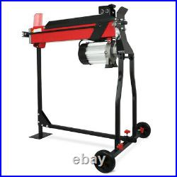 Log Splitter 7 Ton Fast Electric Hydraulic Wood Timber Cutter 2200 Watt withStand