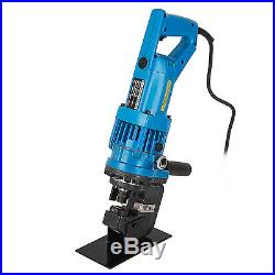 MHP-20 Electric Hydraulic Knockout Punch Hole Puncher 900W 10 Ton with 5 Dies