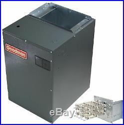 Mobile Home Electric Furnace 10KW 34,000 btu Heat 1200CFM Ton Blower by Goodman