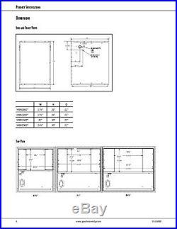 Mobile Home Electric Furnace 20KW 68,000 btu Heat 1200CFM Ton Blower by Goodman