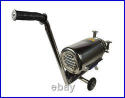 Movable 110V/0.75kw 304 Food Grade Centrifugal Pump Sanitary Beverage Pump 3 Ton
