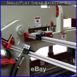 NEW 50 Ton Iroquois Hydraulic IRONWORKER -Shear-Press-Punch Single Phase 230v
