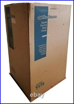 NewithUnused GeoThermal Water Furnace Heat Pump 5 Ton 460 Volt/3 Phase