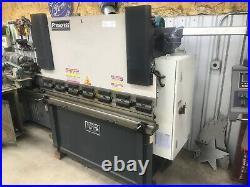 Prima Press 33 Ton Hydraulic CNC Press Brake