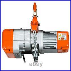 Prowinch 1 Ton Electric Chain Hoist 20 ft. G80 Chain M3/H2 110120V