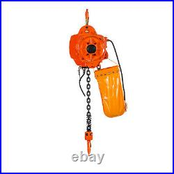 Prowinch 2 Speed 2 ton Electric Chain Hoist 20 ft G100 Chain M4/H3 230/380/460V
