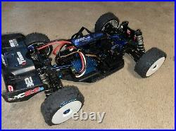 RC8.2e 1/8 Scale, Monster Mamba Motor & ESC, TON of New Parts, New 6300/80C Lipo