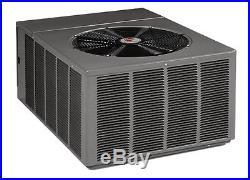 New Ton Electric Rheem 4 Ton 13 Seer R410a A C Outdoor Air