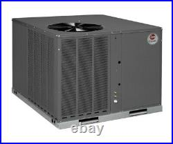 Rheem Raca14036ajd000aa 3 Ton Convt Package Electric Ac, 14 Seer Phase-1 R410a