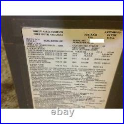 Rheem Rknl-b073dl15e 6 Ton Commercial Classic 2stage Gas/electric Packaged Unit