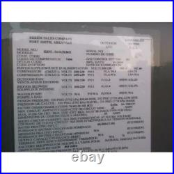 Rheem Rrnl-b030jk06x 2.5 Ton Rooftop Gas/electric Air Conditioner 13 Seer R410a