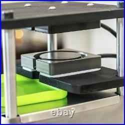 RosinBomb M-60 Commercial Electric Rosin Press 6 Ton, Rosin Tech Heat Press