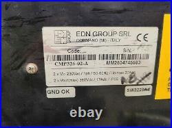 Smith Newton Enova 180HP electric vehicle motor, controller, inverter, charger